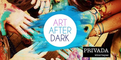 Art After Dark Tuesday Sept 22nd At Privada Art After Dark